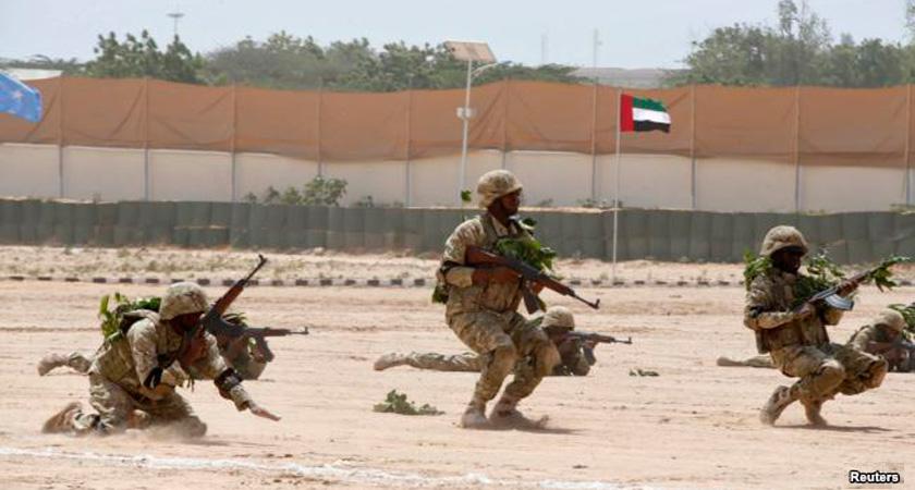 UAE Terminates Somalia Training Mission