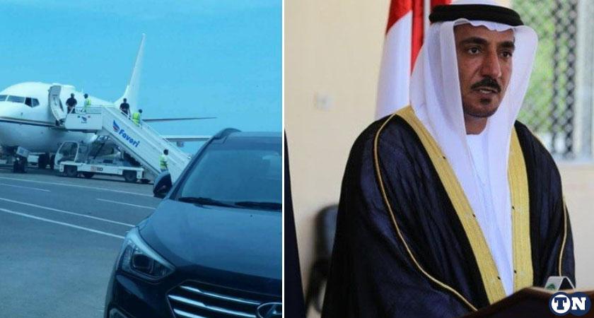 Somalia Gov't Impounded Huge Sums of Money from UAE Plane