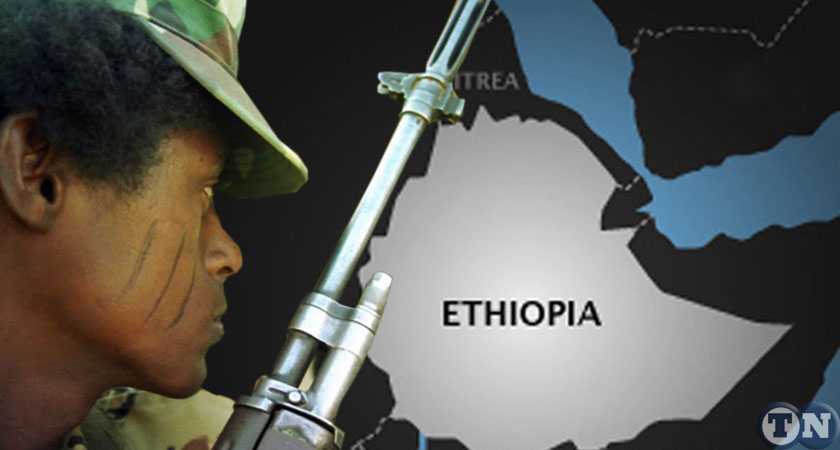 Ethiopia's Latest Frontings