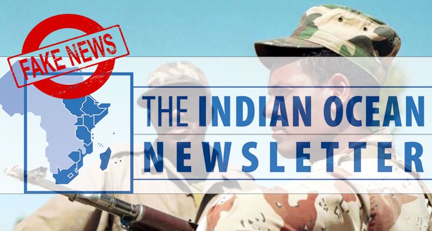 Indian Ocean Newsletter and its litany of fake news on Eritrea