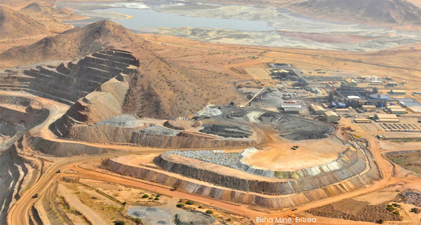 Bisha Mine: In Eritrea, the Clocks Tick Differently