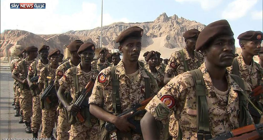 Sudan evaluating benefits and drawbacks of its participation in a Saudi-led coalition fighting Iran-backed Shiite rebels in Yemen