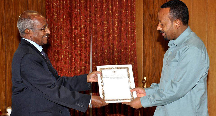 Eritrea and Ethiopia Leaders to Meet Face-to-Face