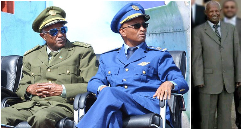 Army Chief Samora and Intelligence chief Getachew Assefa replaced