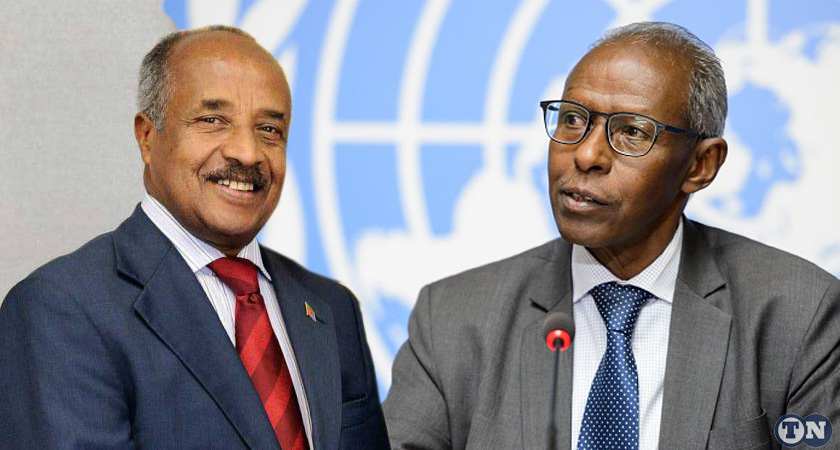 Eritrean delegation to arrive in Addis Ababa Ethiopia for peace talks
