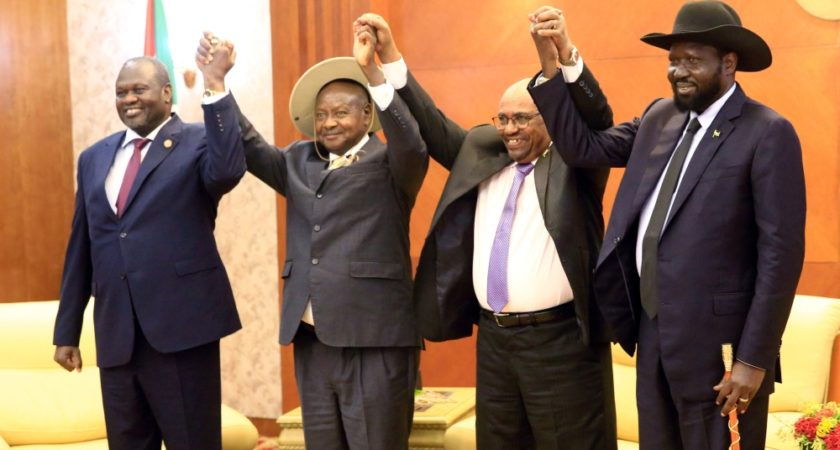 South Sudan Rivals Sign 'Permanent' Ceasefire