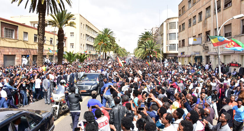 An Eritrean's Perspective of the Peace Process