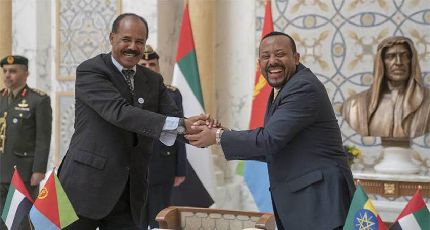 Eritrea-Ethiopia Peace Initiative: The Genesis and the Prospect