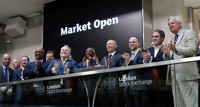 London Stock Exchange welcomes Eritrea Colluli Potash developer Danakali Ltd to trade on the main market
