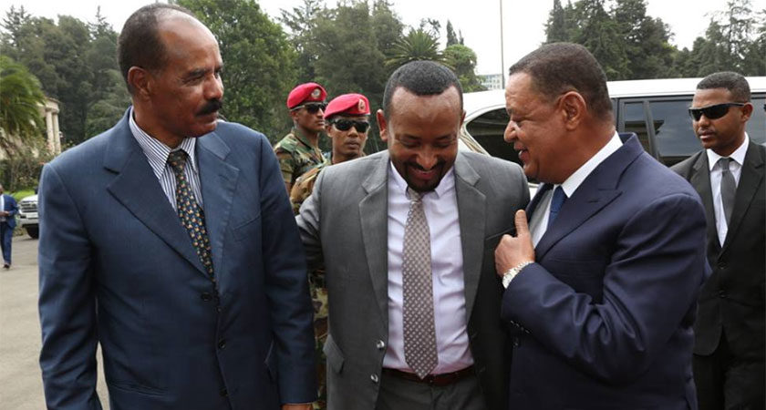 Ethiopia's Peaceful Revolution