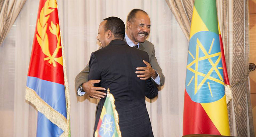 Will Detente Lead to Democratic Reform in Ethiopia And Eritrea?