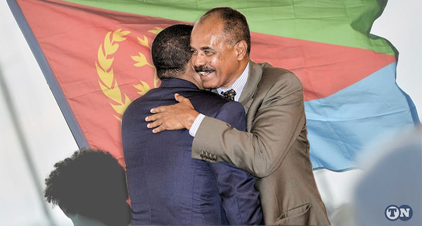 Eritrea's number one achievement of the deal is winning the peace with Ethiopia.