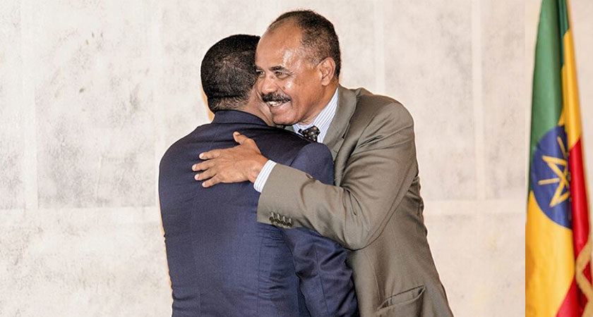 Will Isaias of Eritrea and Abiy of Ethiopia Share the Nobel Peace Prize for 2018?