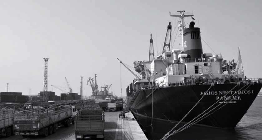 Ethiopia to use Eritrea's Assab and Massawa ports