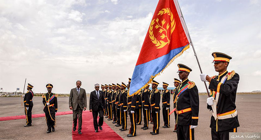 (Editorial) // Eritrea's Stance on Sanctions