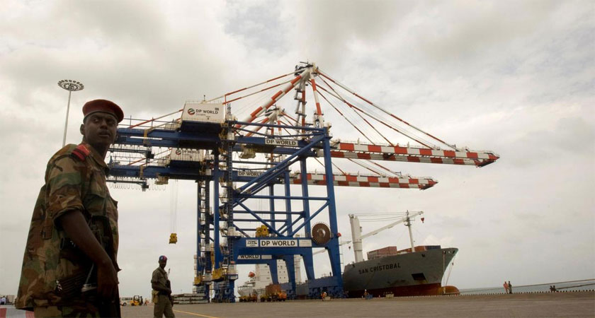 DP World have taken legal action against China in Djibouti