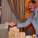 <Eritrea Backs Saudi Arabia in Canada Row