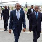 <Eritrean Delegation Pays Visit to Somalia