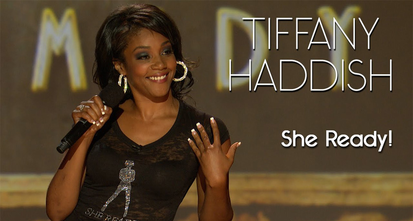 iffany Haddish was born in Los Angeles to an American mother and an Eritrean father