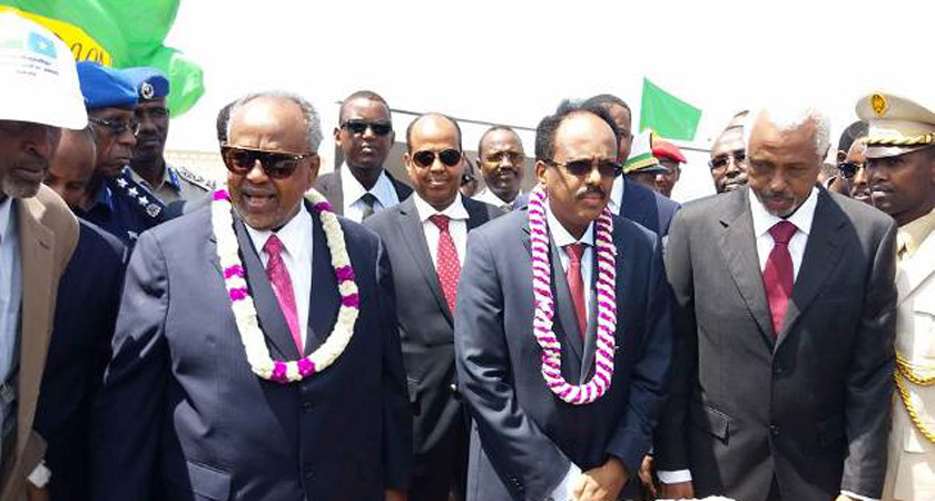 Somalia and Djibouti ends diplomatic quarrel