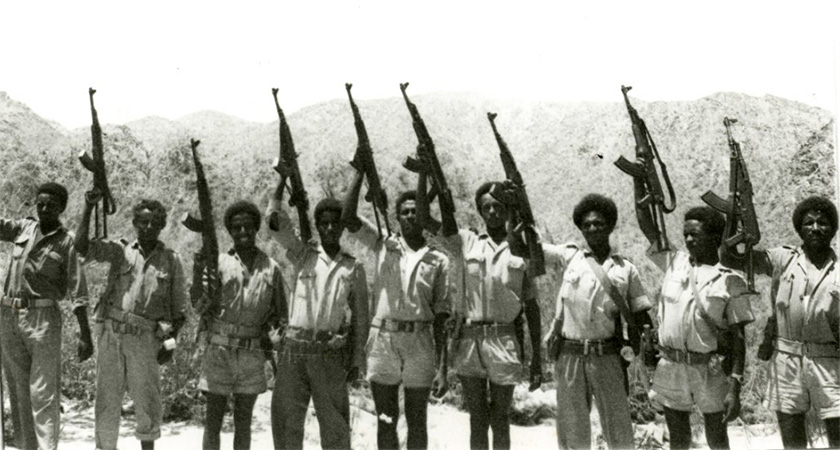 Eritrea celebrating the 57th anniversary of its armed struggle for national liberation