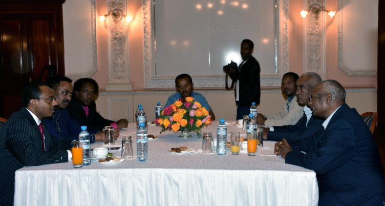 Ethiopia and Oromo Rebels Sign Eritrea Backed Peace Deal