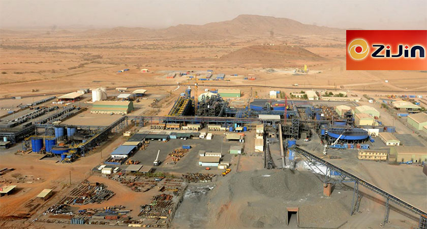 China's Zijin Mining Group Co is set to acquire Nevsun Resources