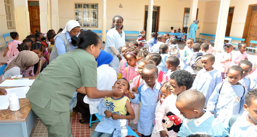 Eritrea made substantial progress in improving child mortality and survival