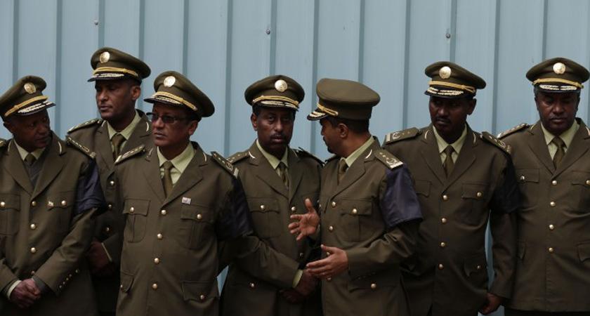 Ethiopia Retires 13 Army Generals