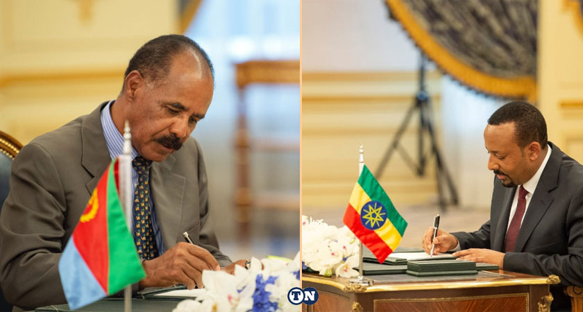 The Jeddah Peace Agreement between Eritrea and Ethiopia (Full Text)