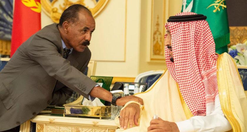 Eritrea condemns Saudi Arabia oil facility attacks, confirm solidarity with Saudi.