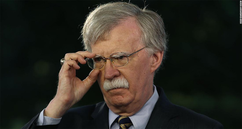 Bolton's blistering attack on the International Criminal Court