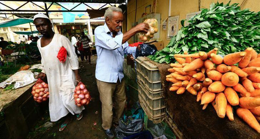 Inflation in Sudan Rises to 66.94 Percent