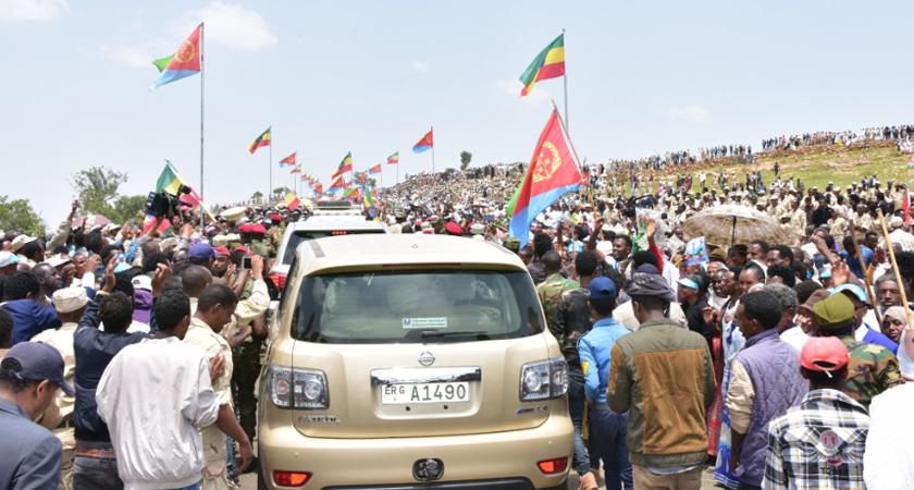 Ethiopia, Eritrea to Open Four Commercial Border Checkpoints