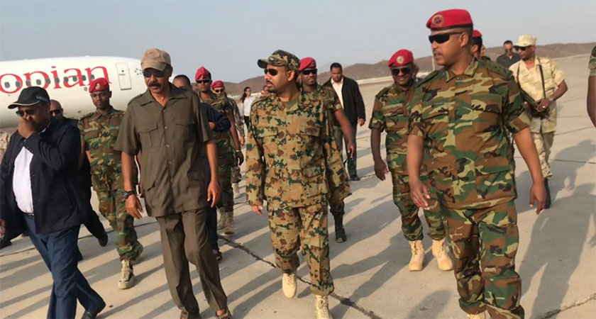 Ethiopia to Withdraw Troops from Border