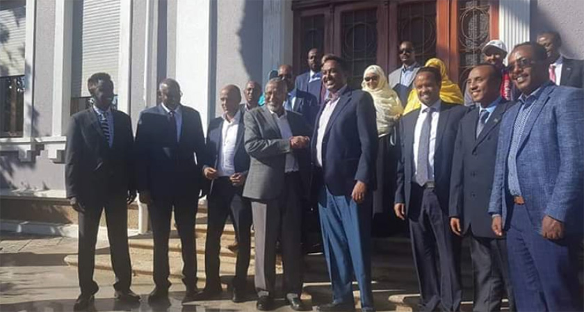 Ethiopia and ONLF sign peace deal in Asmara