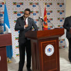 <Foreign Ministers of Eritrea and Ethiopia Reaffirm Support for Somalia