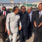 <President Isaias Back to Ethiopia for Another Visit