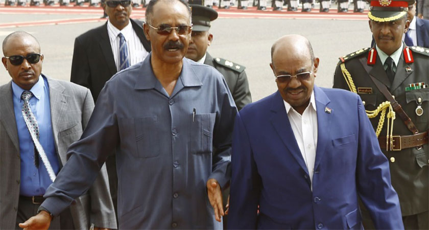 Sudan to Normalize Relation with Eritrea