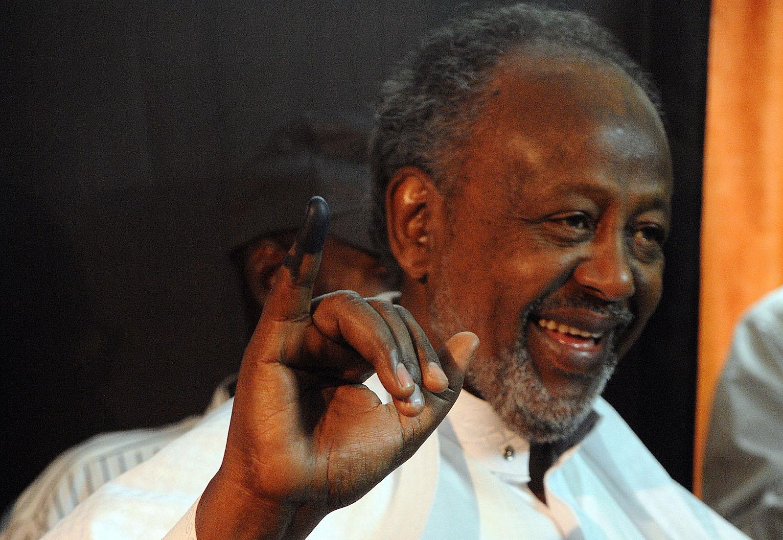 President Ismael Omar Guelleh