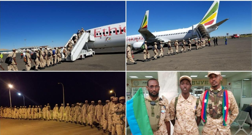 The Ogaden Liberation Front (ONLF) has finally returned to Ethiopia to pursue peaceful political struggle as Agreed with the Ethiopian gov't in Asmara.