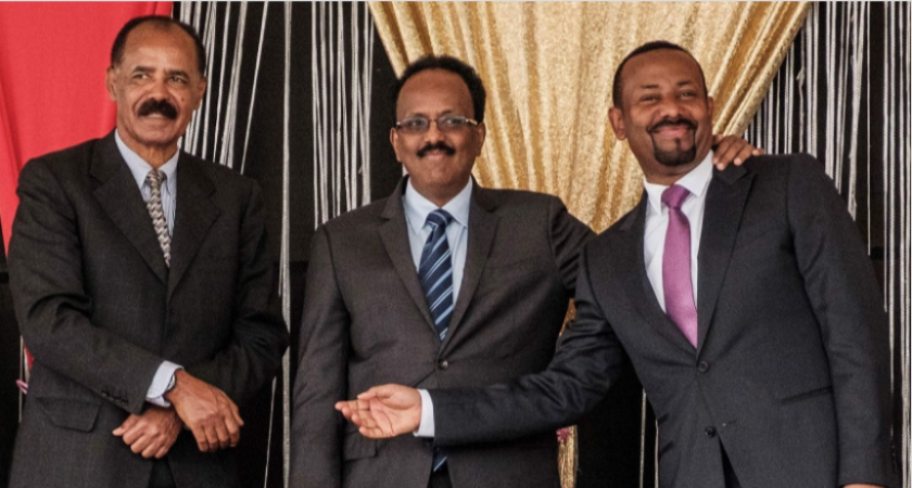 Eritrea's Experience and State Craft Key to Peace in the Horn