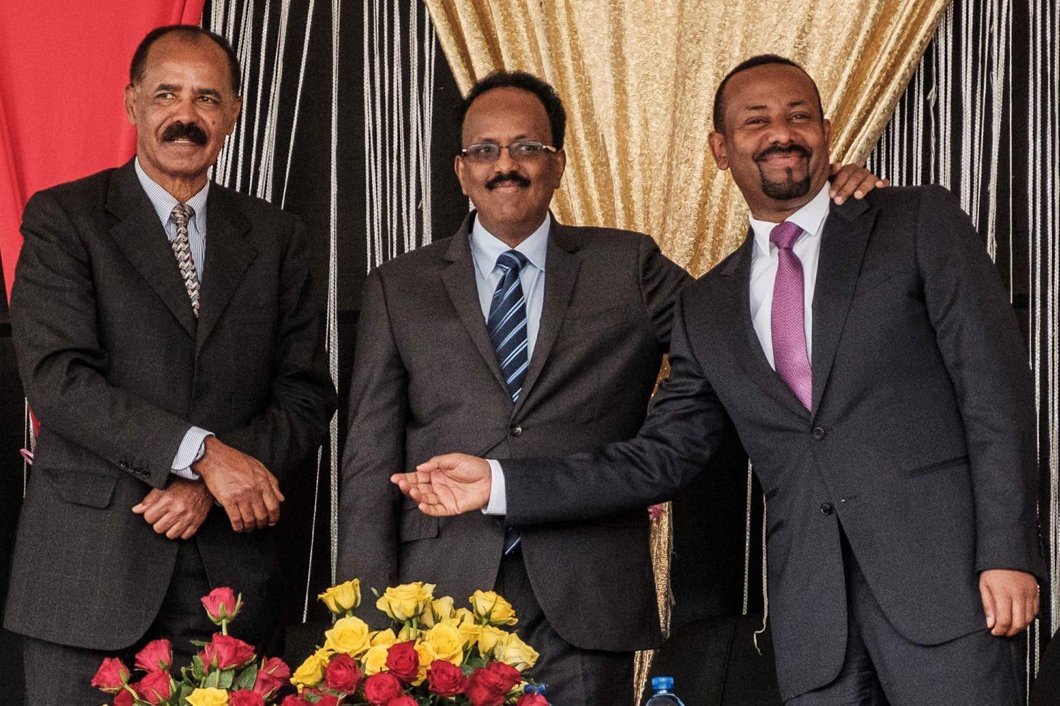 Tripartite Summits between Eritrea, Somalia, and Ethiopia