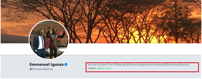You are blocked from following @EmmanuelIgunza