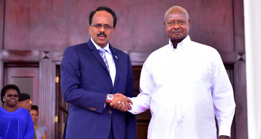 President Museveni commends the Tripartite Agreement between Somalia, Ethiopia and Eritrea