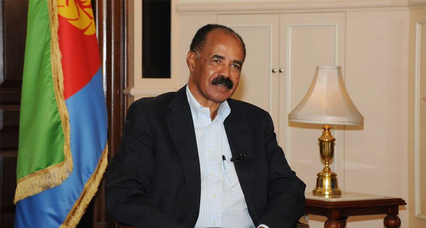 (Excerpts) President Isaias Interview – Part I