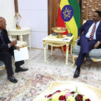 Ethiopian FM receive credentials of new Eritrea Ambassador Semere Russom
