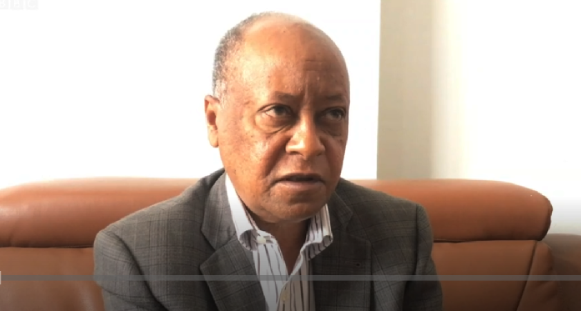 TPLF's Abay Tsehaye Makes Desperate Plea to Eritrean President