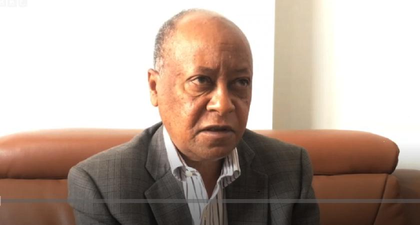 TPLF's Abay Tsehaye Makes Desperate Plea to Eritrean President