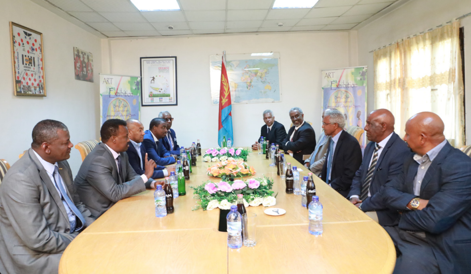 The Eritrean National Football Federation